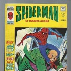 Cómics: SPIDERMAN VOLUMEN 3 NÚMERO 30, 1977, VERTICE, MUY BUEN ESTADO. COLECCIÓN A.T.. Lote 199415722