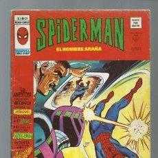 Cómics: SPIDERMAN VOLUMEN 3 NÚMERO 29, 1977, VERTICE, BUEN ESTADO. COLECCIÓN A.T.. Lote 199415855