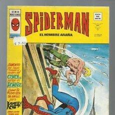Cómics: SPIDERMAN VOLUMEN 3 NÚMERO 28, 1977, VERTICE, MUY BUEN ESTADO. COLECCIÓN A.T.. Lote 199416005