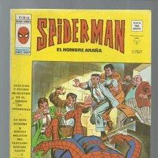Cómics: SPIDERMAN VOLUMEN 3 NÚMERO 44, 1976, VERTICE, BUEN ESTADO. COLECCIÓN A.T.. Lote 199419133