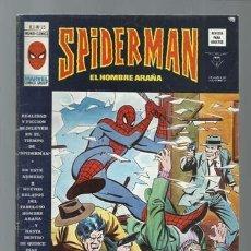 Cómics: SPIDERMAN VOLUMEN 3 NÚMERO 25, 1977, VERTICE, MUY BUEN ESTADO. COLECCIÓN A.T.. Lote 199419232