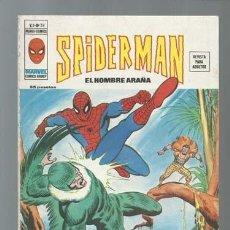 Cómics: SPIDERMAN VOLUMEN 3 NÚMERO 24, 1976, VERTICE, MUY BUEN ESTADO. COLECCIÓN A.T.. Lote 199419335