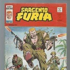 Comics : SARGENTO FURIA 29, 1976, VERTICE, BUEN ESTADO. COLECCIÓN A.T.. Lote 199514658