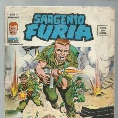 Cómics: SARGENTO FURIA VOLUMEN 2 NÚMERO 20, 1976, VERTICE, USADO. COLECCIÓN A.T.. Lote 199516125