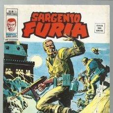 Cómics: SARGENTO FURIA VOLUMEN 2 NÚMERO 13, 1975, VERTICE, MUY BUEN ESTADO. COLECCIÓN A.T.. Lote 199517205