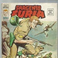 Cómics: SARGENTO FURIA VOLUMEN 2 NÚMERO 9, 1975, VERTICE. COLECCIÓN A.T.. Lote 199517753
