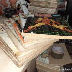 Comics : LOTE DE 9 COMICS VOL 1, HOMBRE DE HIERRO,IRON MAN, VÉRTICE TACO CON DEFECTOS.CON EL Nº1.. Lote 199587311