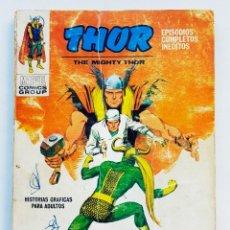 Comics : VERTICE VOL.1 THOR Nº23 - EL DR. BLAKE PUEDE MORIR - EDICION ESPECIAL 128 PAGINAS - TACO MARVEL. Lote 199639173