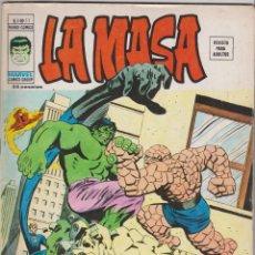 Comics : LA MASA -- VOL. 3 Nº 11. Lote 199666715