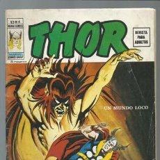 Cómics: THOR VOLUMEN 2 6, 1975, VERTICE, BUEN ESTADO. COLECCIÓN A.T.. Lote 199667717