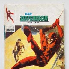 Comics : VERTICE VOL.1 DAN DEFENSOR Nº 38 - REENCUENTRO CON ELECTRO - HISTORIAS GRAFICAS - 128 PAGINAS -TACO . Lote 199672068