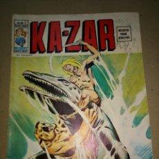 Cómics: KA-ZAR VERTICE VOLUMEN 2 Nº2 COMIC DIFICIL OCASION BUEN PRECIO. Lote 199676155
