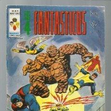Fumetti: LOS 4 FANTÁSTICOS VOLUMEN 3 NÚMERO 15, 1978, VERTICE, BUEN ESTADO. COLECCIÓN A.T.. Lote 199716810