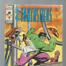 Comics : LOS 4 FANTÁSTICOS VOLUMEN 3 NÚMERO 14, 1978, VERTICE. COLECCIÓN A.T.. Lote 199717035