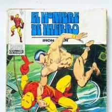 Comics : VERTICE V.1 EL HOMBRE DE HIERRO Nº 28 - EL ATAQUE DE NAMOR - EDICION ESPECIAL 128 PAGINAS - COMIC . Lote 199742216