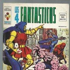 Fumetti: LOS 4 FANTÁSTICOS VOLUMEN 2 NÚMERO 11, 1975, VERTICE. COLECCIÓN A.T.. Lote 199798370