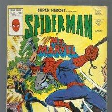 Cómics: SUPER HÉROES VOLUMEN 2, 105, 1978, VERTICE, BUEN ESTADO. COLECCIÓN A.T.. Lote 199815550