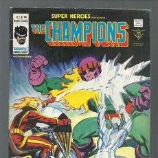 Cómics: SUPER HÉROES VOLUMEN 2, 96, 1979, VERTICE, MUY BUEN ESTADO. COLECCIÓN A.T.. Lote 199816442