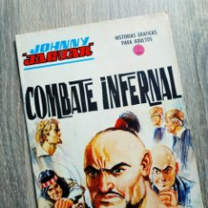 Comics : CASI EXCELENTE ESTADO JOHNNY JAGUAR 9 VERTICE TACO GRAPA. Lote 199819205