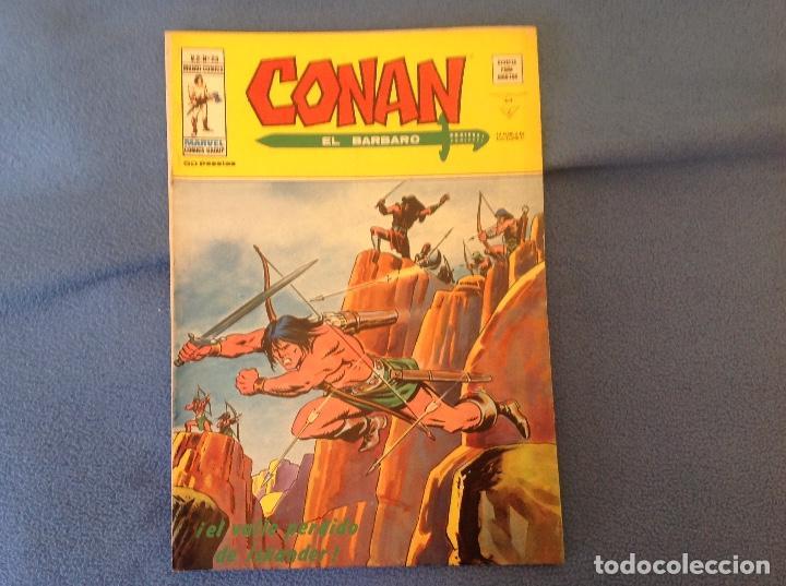 CONAN VERTICE VOLUMEN DOS NUMERO 23 (Tebeos y Comics - Vértice - Conan)