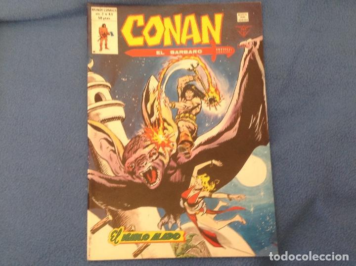 VOLUMEN DOS NUMERO 43 (Tebeos y Comics - Vértice - Conan)