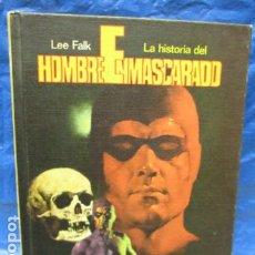 Comics: LA HISTORIA DEL HOMBRE ENMASCARADO. LEE FALK. 1973. PULP COLECCIÓN.. Lote 199841127