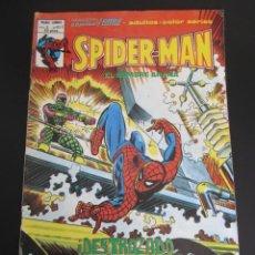 Cómics: SPIDERMAN (1975, VERTICE) -V 3- 63 B · 1979 · DESTROZADO POR EL SHOCKER. Lote 199962416