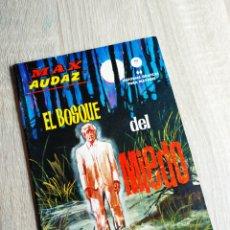 Cómics: EXCELENTE ESTADO MAX AUDAZ 10 VERTICE TACO GRAPA. Lote 200005241