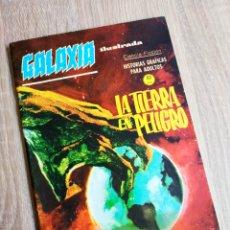 Cómics: MUY BUEN ESTADO GALAXIA 21 VERTICE TACO GRAPA. Lote 200016181
