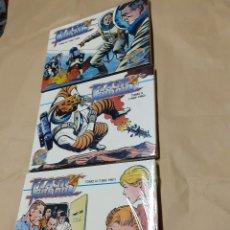 Comics: FLASH GORDON 1958-1959, 1959-1960, 1960-1961. Lote 200148377