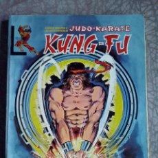 Cómics: SURCO - KUNG-FU RETAPADO NUM.1 ( VERSION RARA CON LAS PORTADAS ). Lote 200174735
