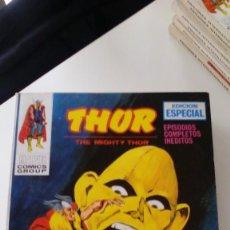 Fumetti: (VERTICE -V.1) THOR - Nº: 17 - EXCELENTE !!. Lote 200535382