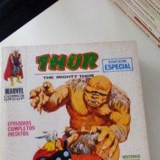 Fumetti: (VERTICE -V.1) THOR - Nº: 11 - EXCELENTE !!. Lote 200535540