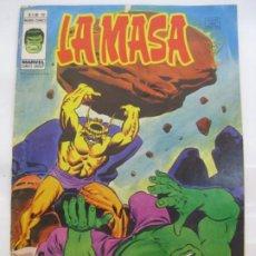 Cómics: LA MASA V-3 Nº28. Lote 200622855