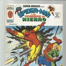 Comics : SUPER HÉROES VOLUMEN 2, 62, 1976, VERTICE, MUY BUEN ESTADO. COLECCIÓN A.T.. Lote 200744056