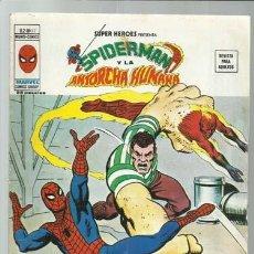Comics : SUPER HÉROES VOLUMEN 2, 32, 1975, VERTICE, MUY BUEN ESTADO. COLECCIÓN A.T.. Lote 200751410