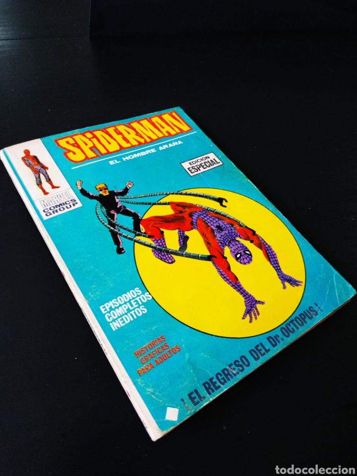 MUY BUEN ESTADO SPIDERMAN 5 VERTICE TACO (Tebeos y Comics - Vértice - Otros)