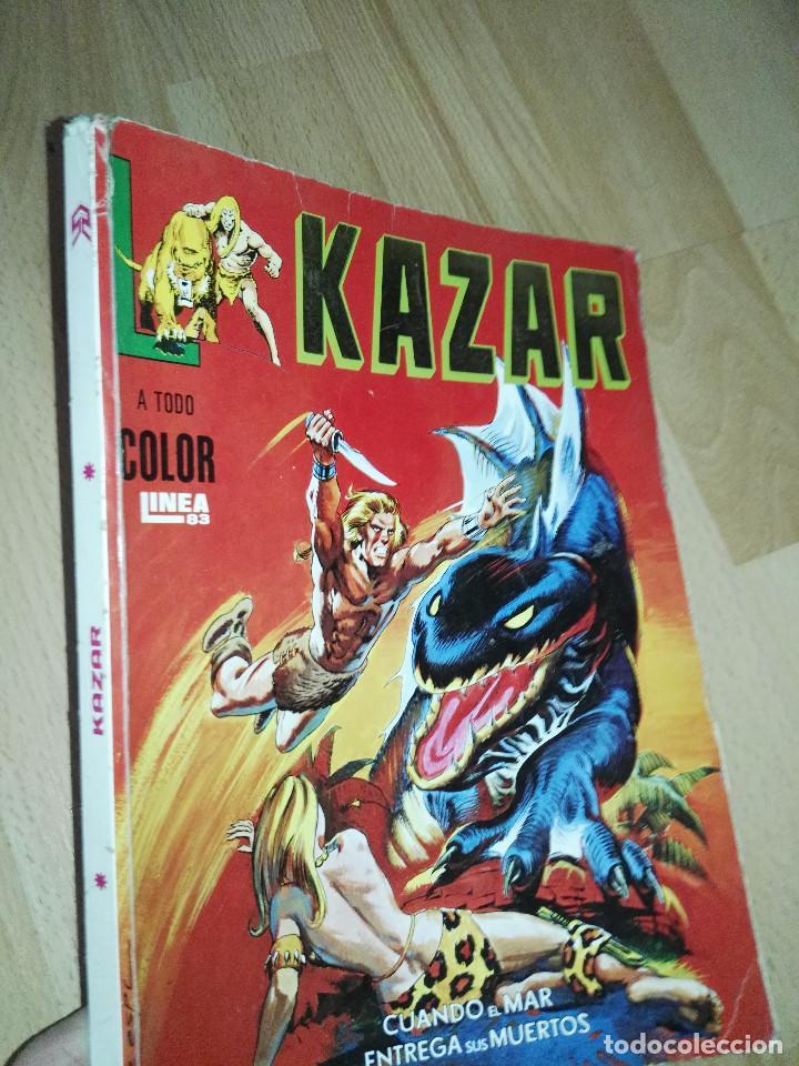 Cómics: Ka-Zar Surco completa - Foto 2 - 200793135