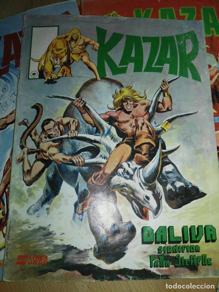Cómics: Ka-Zar Surco completa - Foto 4 - 200793135