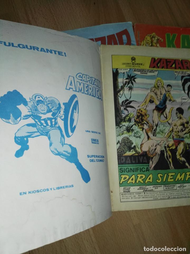 Cómics: Ka-Zar Surco completa - Foto 5 - 200793135