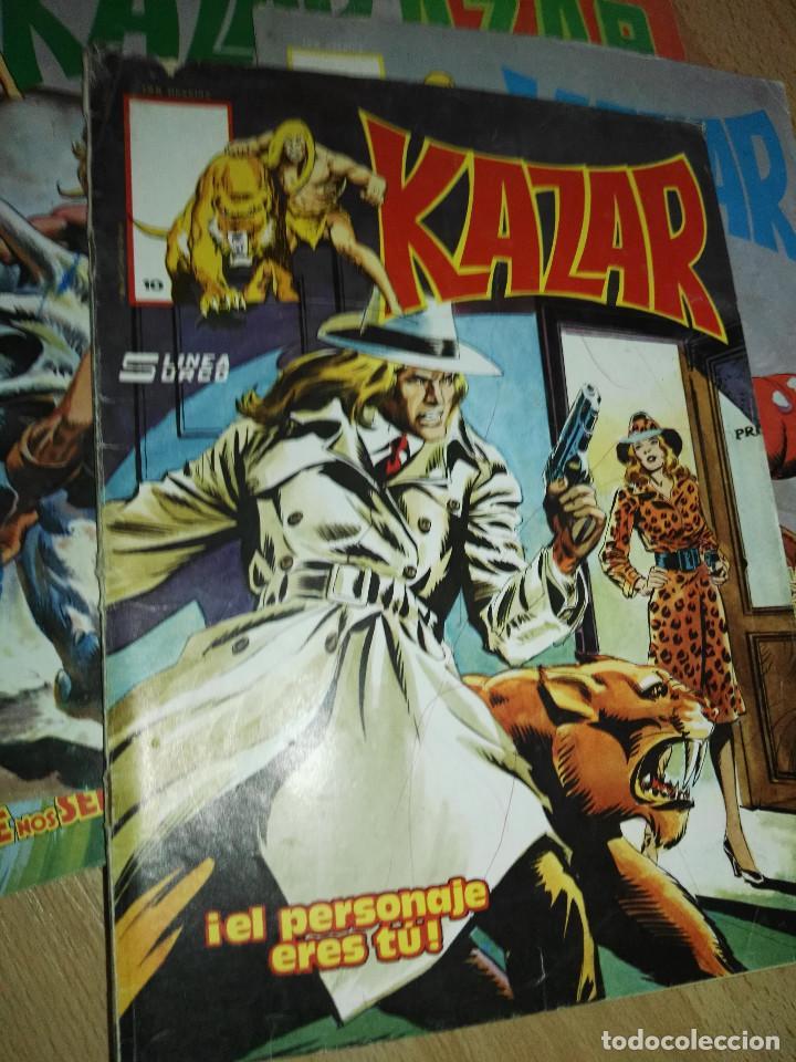 Cómics: Ka-Zar Surco completa - Foto 7 - 200793135