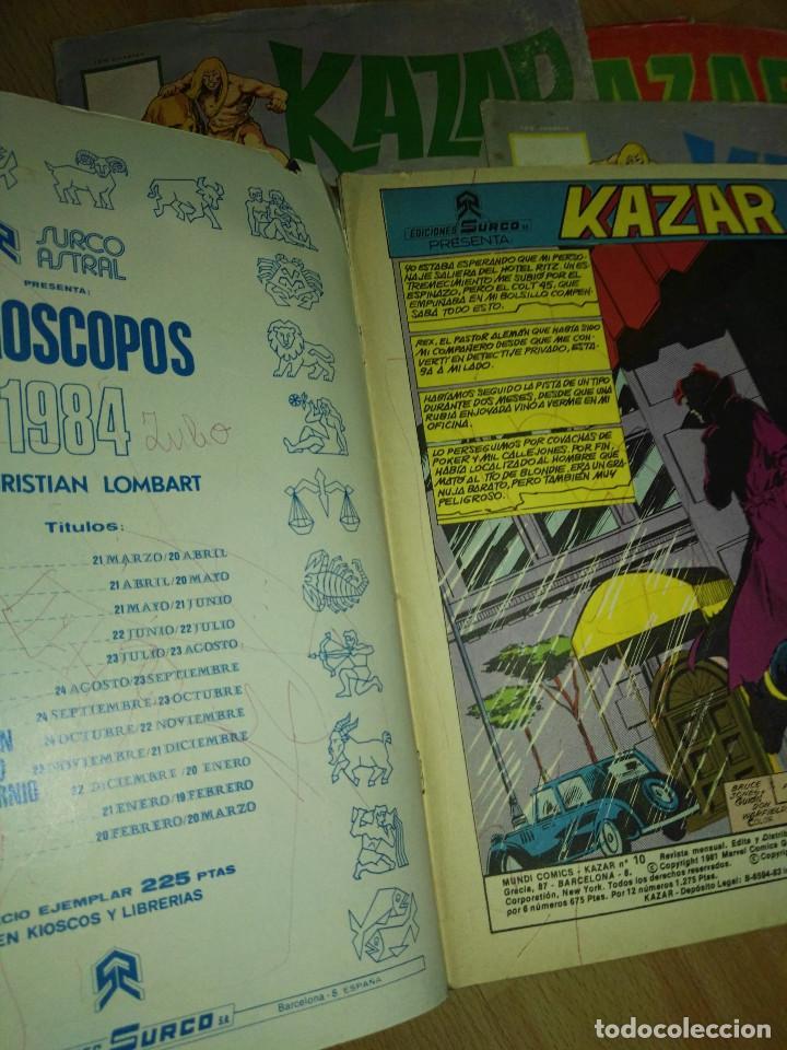 Cómics: Ka-Zar Surco completa - Foto 8 - 200793135