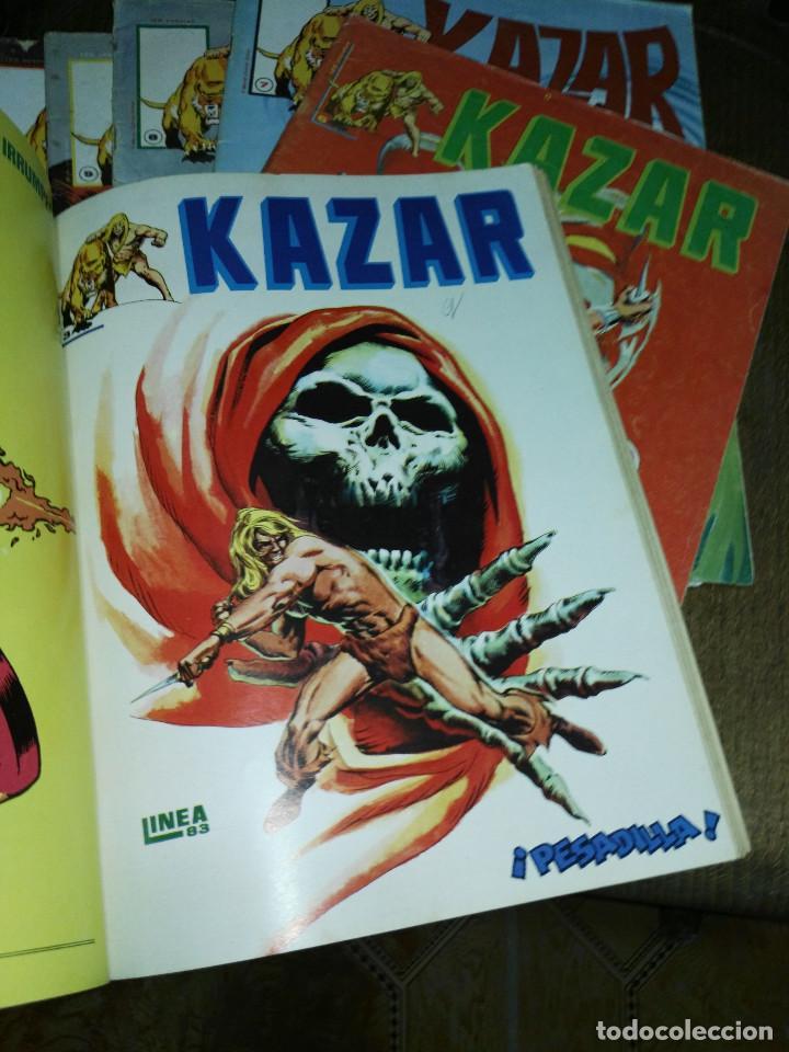 Cómics: Ka-Zar Surco completa - Foto 9 - 200793135