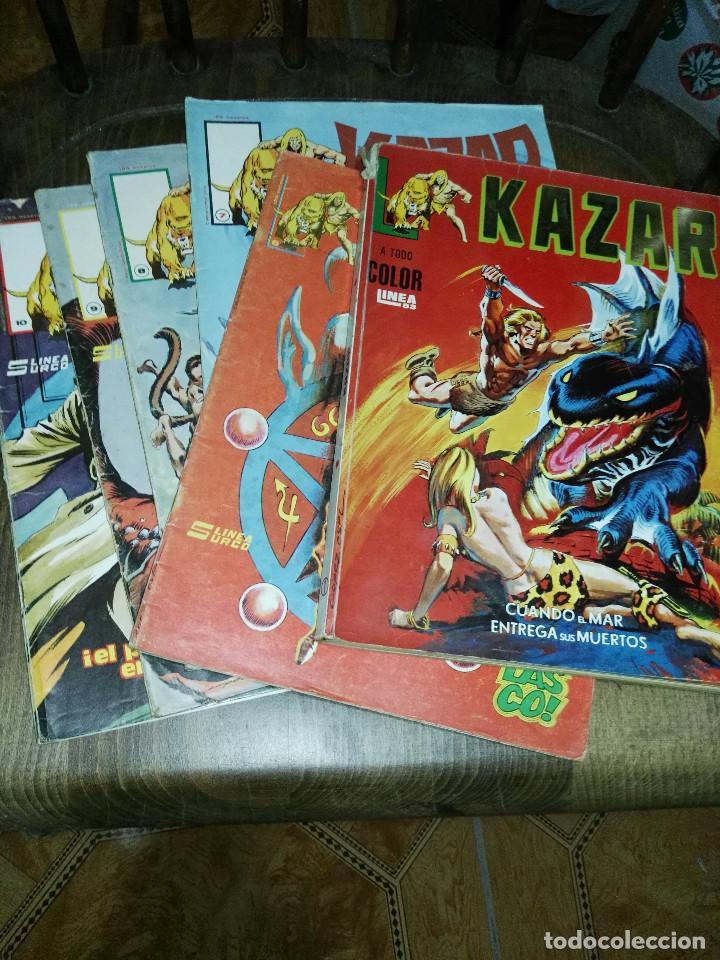Cómics: Ka-Zar Surco completa - Foto 10 - 200793135