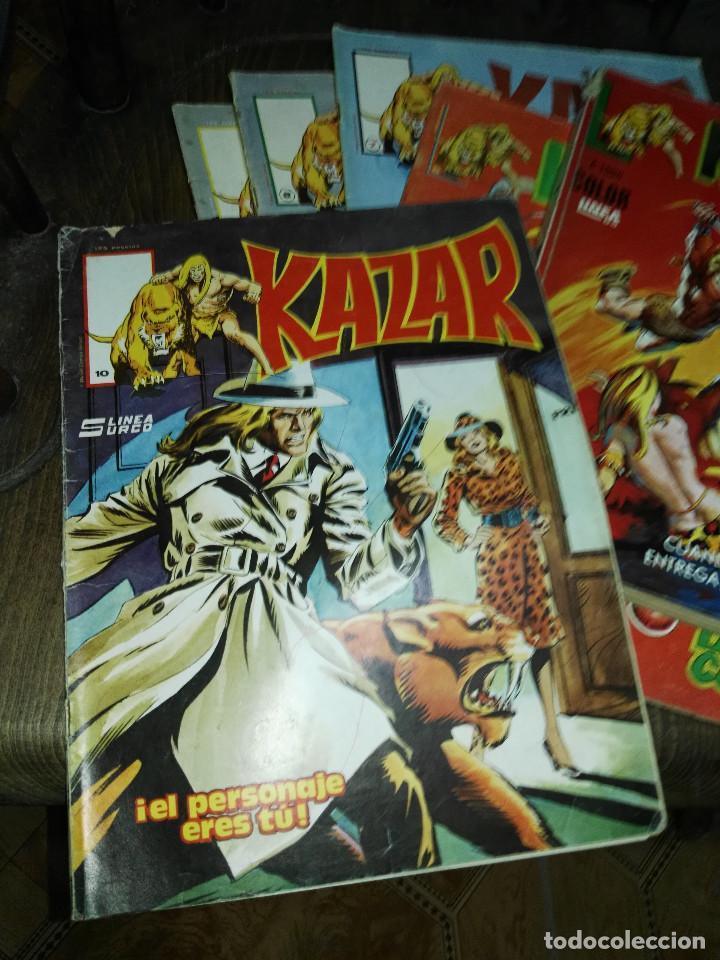 Cómics: Ka-Zar Surco completa - Foto 11 - 200793135