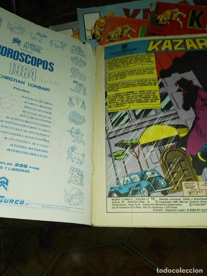 Cómics: Ka-Zar Surco completa - Foto 12 - 200793135