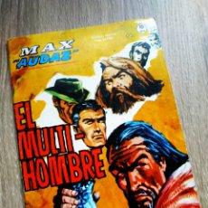 Cómics: EXCELENTE ESTADO MAX AUDAZ 15 TACO VERTICE GRAPA. Lote 200878897