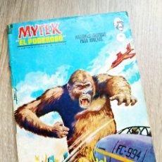 Cómics: NORMAL ESTADO MYTEK 2 TACO VERTICE GRAPA CONTRAPORTADA CON USO. Lote 200879602