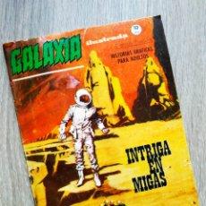 Comics : MUY BUEN ESTADO GALAXIA 19 TACO VERTICE GRAPA. Lote 200881417