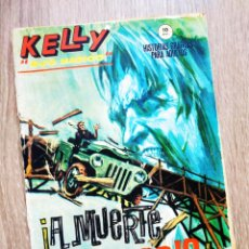 Cómics: NORMAL ESTADO KELLY 10 TACO VERTICE GRAPA. Lote 200884613